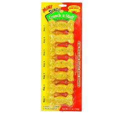 Crunch 'N Stuff Rawhide Chew Mini 7-Pack