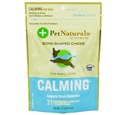 Calming Support for Small Dogs Soft Chews Chicken Liver Flavored
