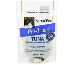 Pet-Ease For Cats Soft Chews Tuna