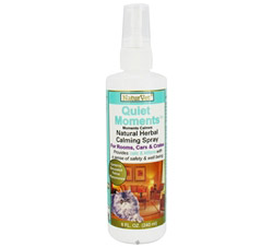 Quiet Moments Herbal Calming Spray For Cats