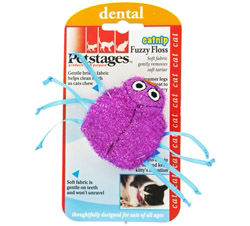 Catnip Fuzzy Floss Cat Toy CLEARANCE PRICED