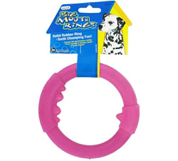Big Mouth Ring Large Single Dog Toy