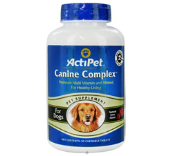 Canine Complex For Dogs