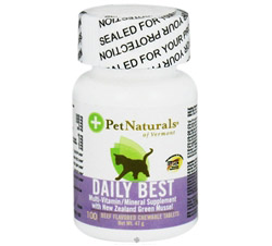 Daily Best For Cats Beef Flavored formerly Natural Cat Daily
