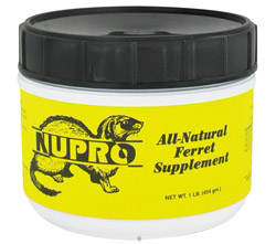 All Natural Ferret Supplement CLEARANCE PRICED