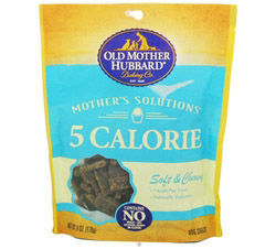 Mother's Solutions Soft & Chewy 5 Calorie Dog Treats