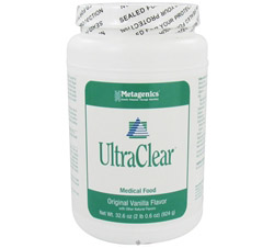 UltraClear Medical Food Original Vanilla Flavor