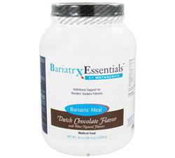 Bariatrx Essentials Bariatric Meal Medical Food Dutch Chocolate Flavor