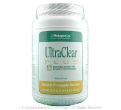 UltraClear Plus Medical Food Natural Pineapple Banana
