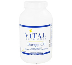 Borage Oil 1,000 mg. CLEARANCE PRICED