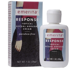 Response Topical Sexual Arousal Cream
