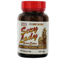 Sexy Lady Avena Sativa 500 mg.