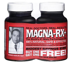 Magna Rx Male Performance Pill BOGO (60 Tablets + 60 Tablets free)