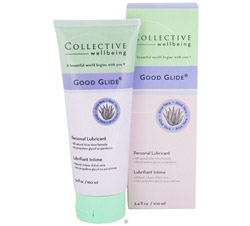 Good Glide Personal Lubricant with Aloe Vera Unflavored