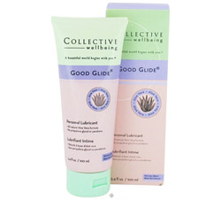 Good Glide Personal Lubricant with Aloe Vera Natural Berry Flavored