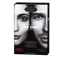 As One Lover's Kit 2 x 0.5 oz.