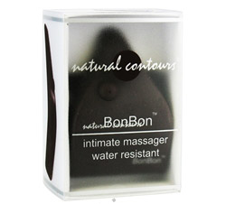 Natural Contours BonBon Intimate Massager Water Resistant Brown
