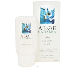 Natural Aloe Personal Lubricant