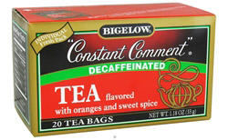 Black Tea Constant Comment Decaffeinated OVERSTOCKED
