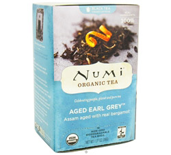 Black Tea Aged Earl Grey