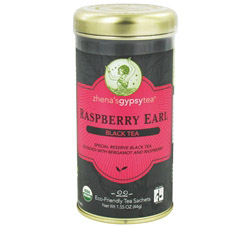 Black Tea Raspberry Earl