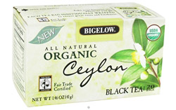 All Natural Organic Black Tea Ceylon