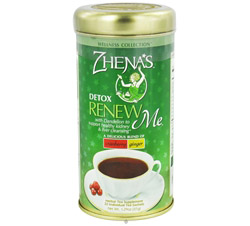 Wellness Collection Tea Renew Me Cranberry Ginger