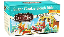 Sugar Cookie Sleigh Ride Holiday Herb Tea