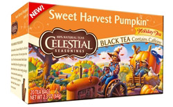 Sweet Harvest Pumpkin Holiday Black Tea