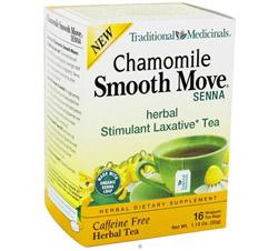 Senna tea smooth move
