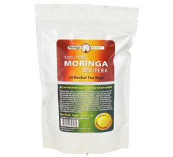 Moringa Oleifera Herbal Tea
