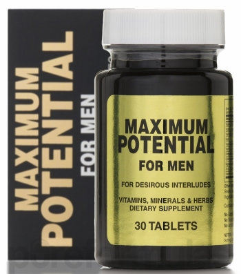 Maximum Potential For Men